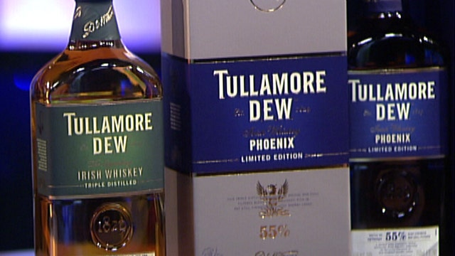 Whiskey industry seeing stronger sales across US