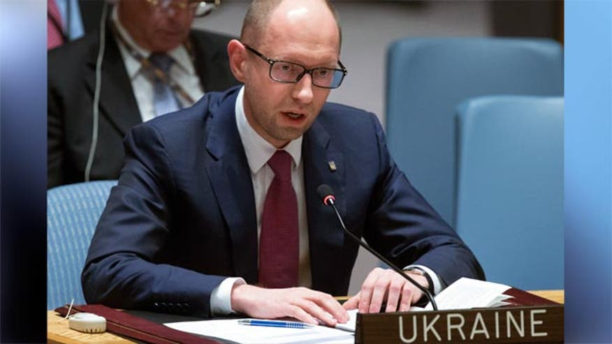 Eric Shawn reports on prime minister's UN Security Council visit
