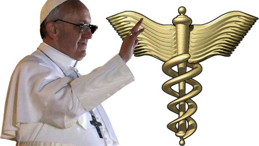 Dr. Manny Alvarez with details on why the new Pope only has one lung