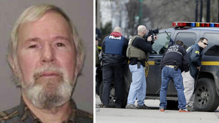 Cops say suspect in shooting spree is dead