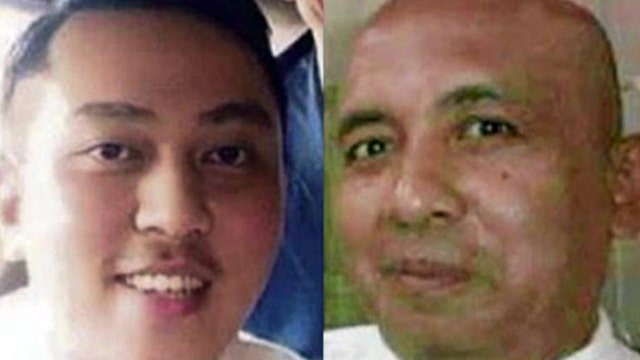 Who was really controlling the Malaysia Airlines jet?