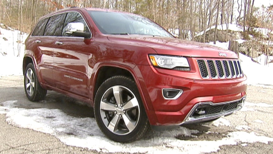 Fox Car Report's Gary Gastelu drives the 2014 Jeep Grand Cherokee EcoDiesel.