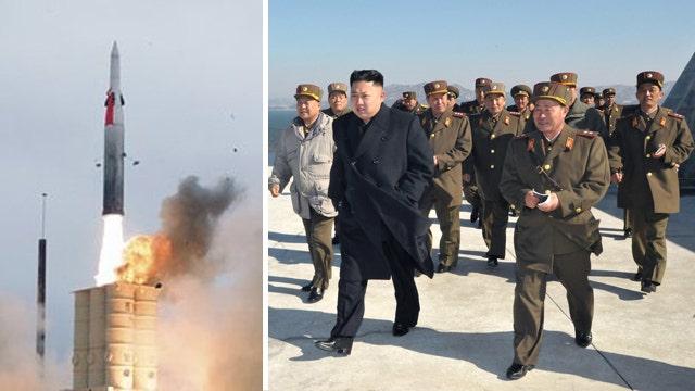 Pentagon steps up missile defense after North Korea threat