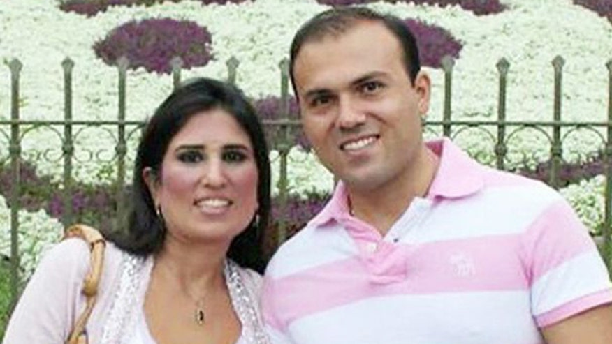 Naghmeh Abedini to press lawmakers to fight for husband's freedom