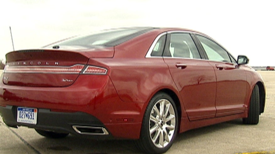 Fox Car Report drives the 2013 Lincoln MKZ