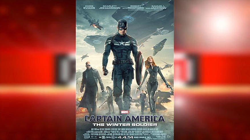 But 'Captain America' star says his superhero is a hero for all