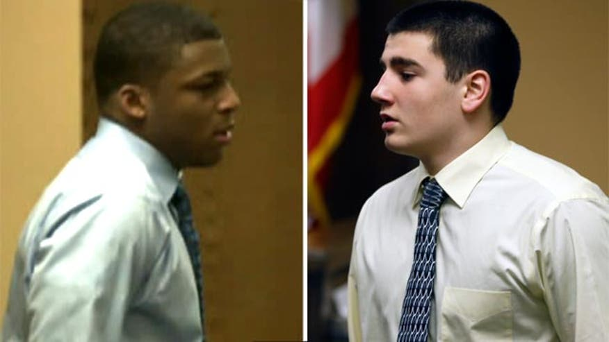 Teens sentenced to at least a year in juvenile prison