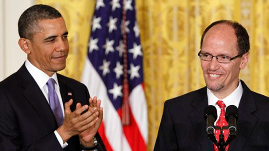 Chris Stirewalt and guests discuss Obama's pick for Labor Secretary and the GOP reboot