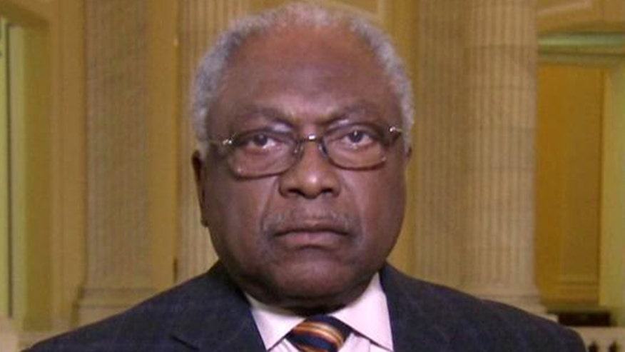 Rep. James Clyburn weighs in