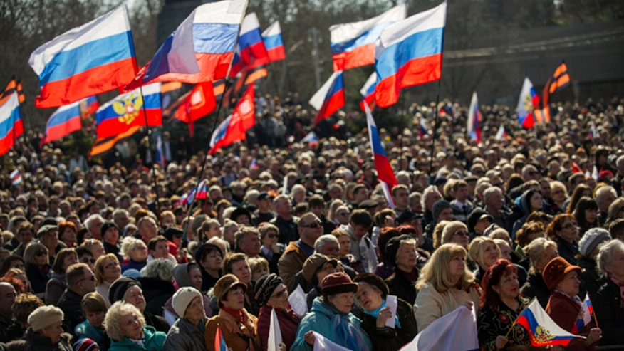 Jamestown Foundation President Glen Howard weighs in on Russia's next move in Eastern Europe