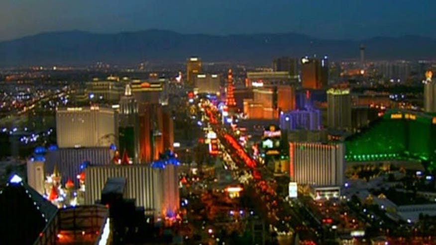 Las Vegas is the place to be seen and eaten