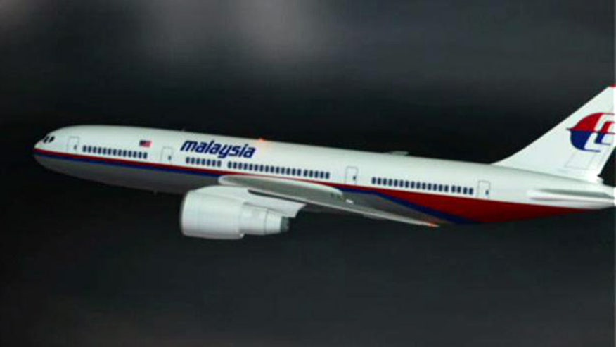Satellite company says its data could help find Malaysia Airlines plane