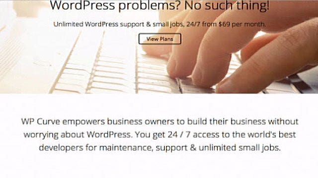 WPCurve takes WordPress to the next level
