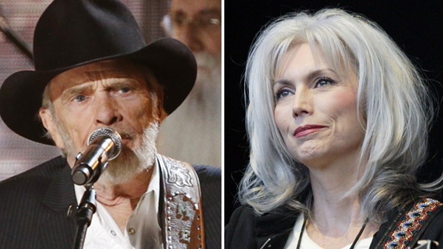 Country stars pay tribute to Merle Haggard in new album; Emmylou Harris to pen her memoir; Johnny Cash's great-niece found murdered in her home; performers announced for CMA music fest; Sara Evans' album is a hit; Luke Bryan performs our featured song.