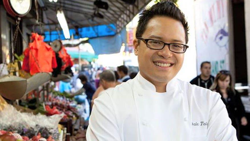 'Top Chef' alum Dale Talde's childhood fantasy food fantasies run wild in his Brooklyn eateries.
