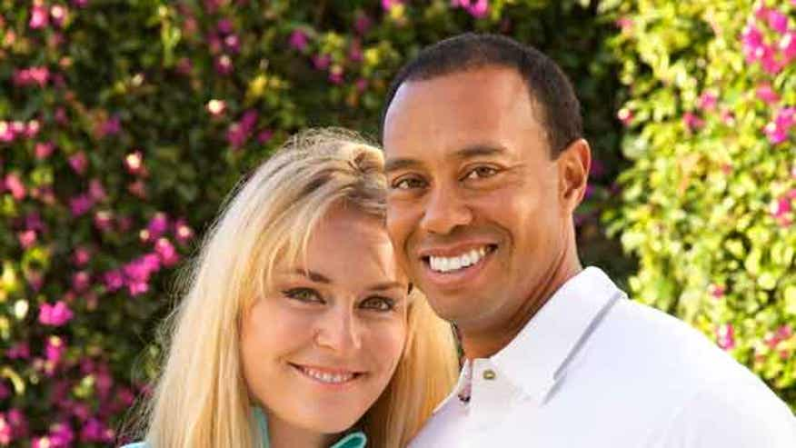 Tiger Woods and Lindsey Vonn say they want their new relationship to stay private, so why can't they stop talking about it?