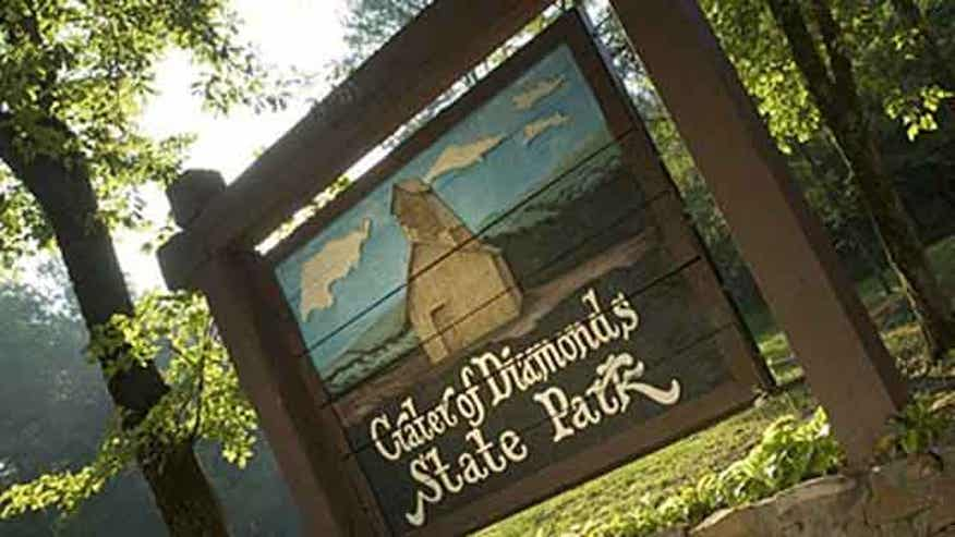 FoxNews.com finds 5 things to see and do at the Crater of Diamonds State Park in Arkansas.
