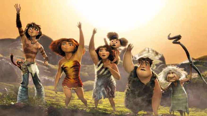 Nic cage said he turned down 'Shrek,' so he jumped at the chance to do 'The Croods'