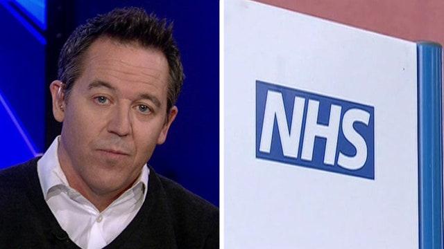 Gutfeld: UK faces hospital horror story