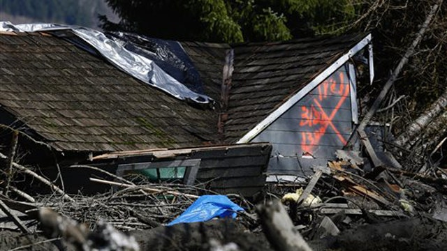 Race against time for crews searching for mudslide survivors
