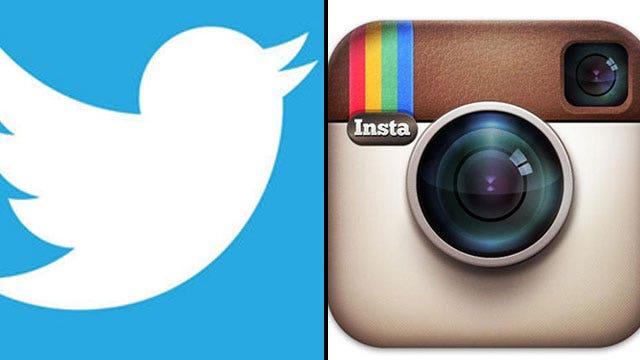 Instagram, Snapchat more popular than Twitter among teens