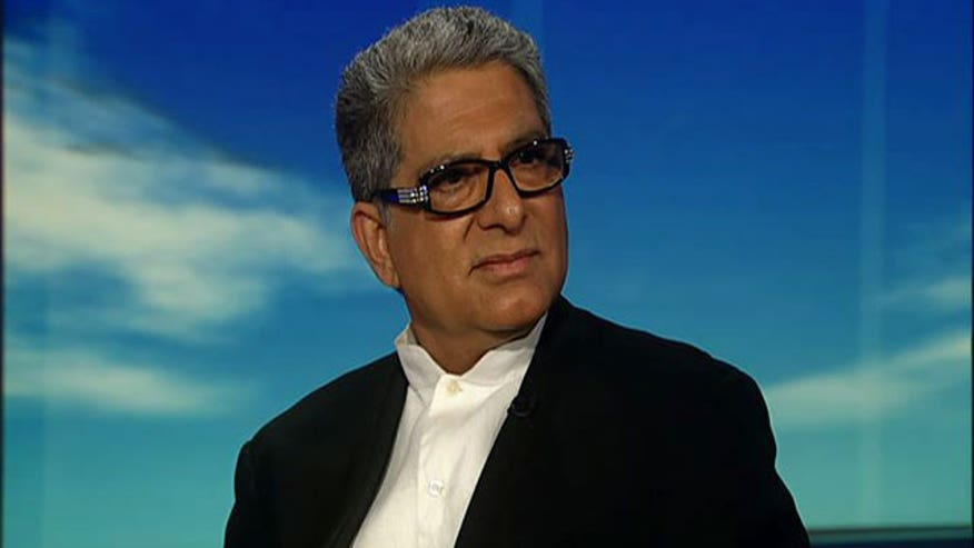 Author and wellness guru Deepak Chopra talks to Dr. Manny about his tips for creating peace and harmony during a cancer diagnosis