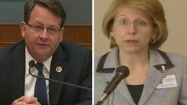 The Race in 90 seconds: Rep. Gary Peters v Terri Lynn Land