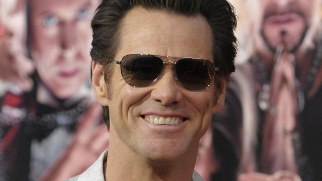 Jim Carrey under fire for gun control spoof