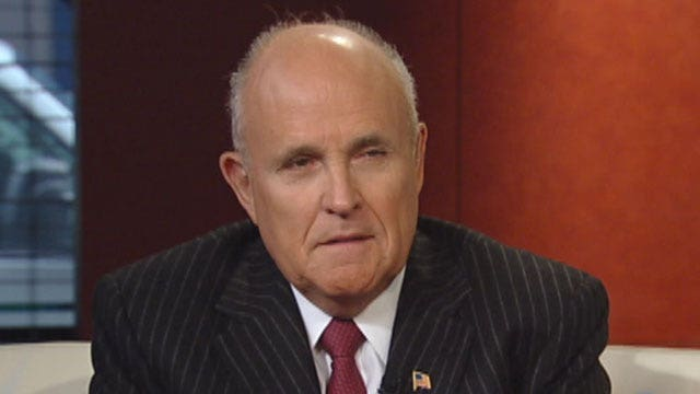 Rudy Giuliani discusses One World Trade Center security