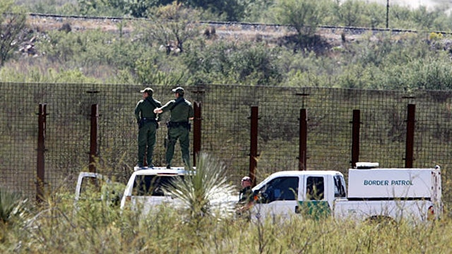 Border security in danger? Agents' hours slashed