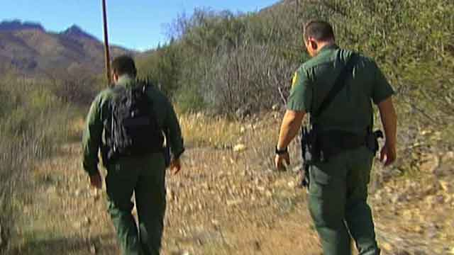 US Border Patrol uniforms to be made in Mexico?