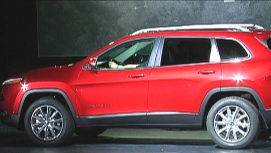 Jeep President and CEO Mike Manley on the 2014 Cherokee