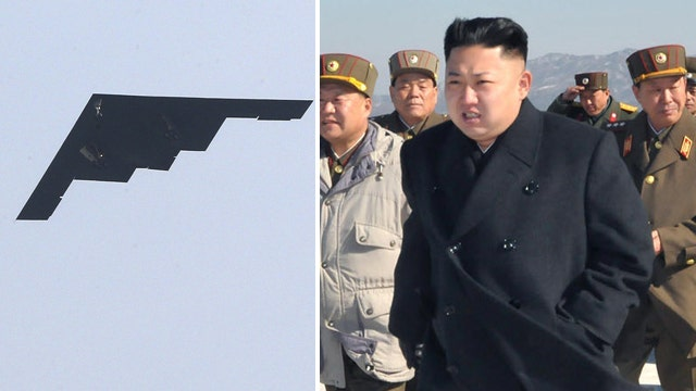 US sends a clear message to North Korea