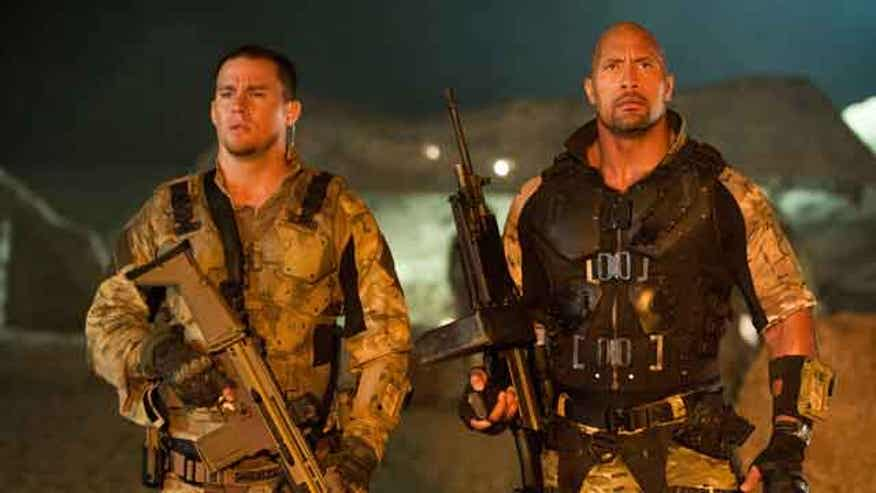 Ashley Dvorkin and Justin Craig talk 'G.I. Joe: Retaliation,' Bradley Cooper and Ryan Gosling in 'Place Beyond the Pines'