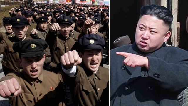 North Korea threatens to 'settle accounts with the US'