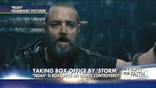 'Noah' Takes The Box Office By Storm