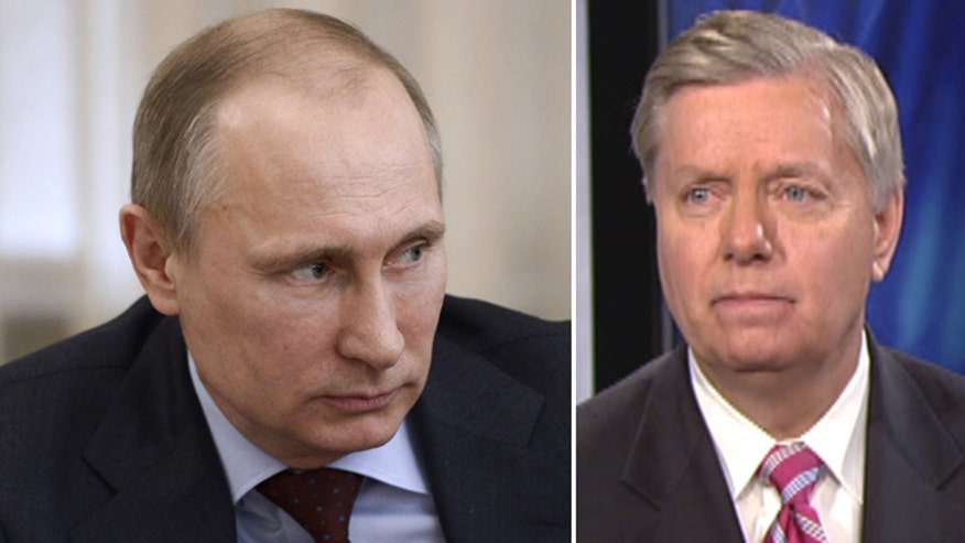 Senator Lindsey Graham on the US response to Russia's actions in Ukraine