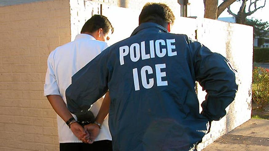 Last year, Immigration and Customs Enforcement released 68,000 foreign nationals who had criminal convictions and charges last year instead of pursuing deportation
