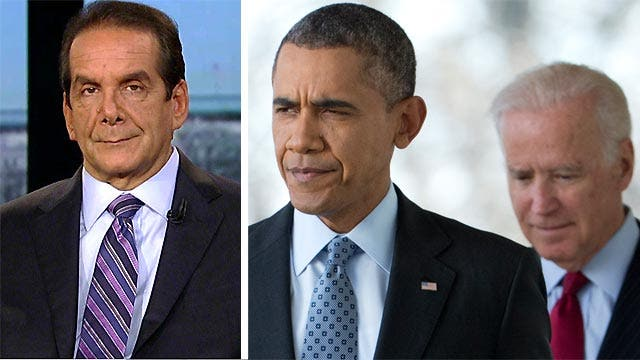 Krauthammer on ObamaCare enrollment: 'This is a phony number'