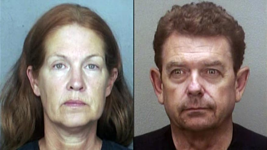Authorities say Colin and Andrea Chisholm III collected $167,000 in welfare while living on a $1.2 million yacht