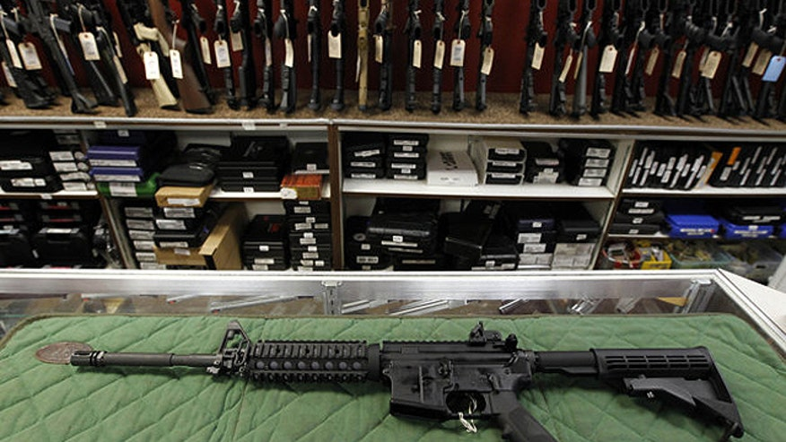 States take unprecedented steps to curb Second Amendment rights