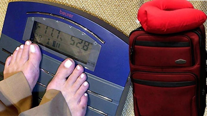Airline becomes first to charge people by weight