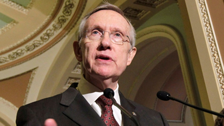 UN gun treaty complicates life for Harry Reid, Hillary's path and Senate dems seek to speed immigration bill