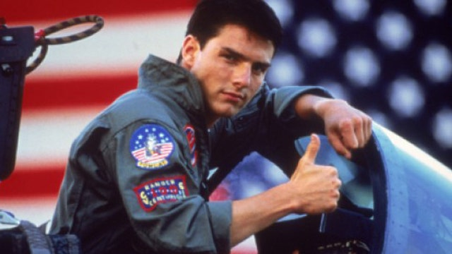 Tom Cruise to face off with drones in 'Top Gun' sequel