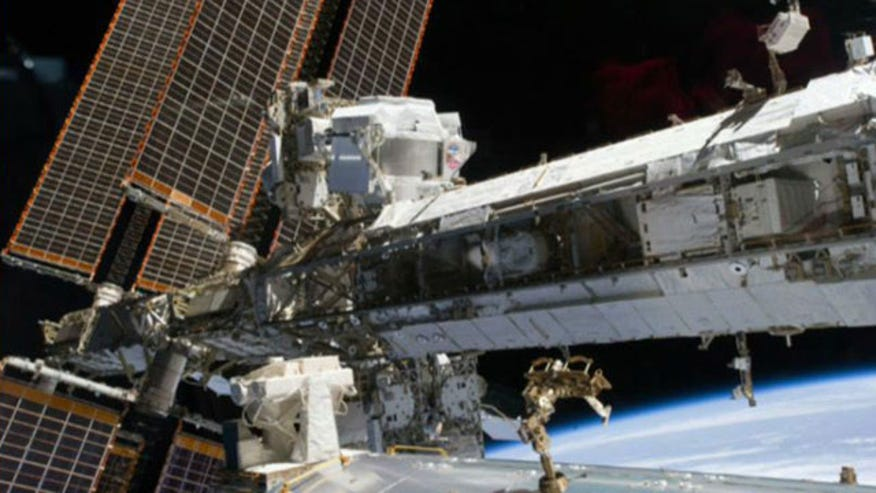 Results from $2 billion cosmic ray detector on International Space Station
