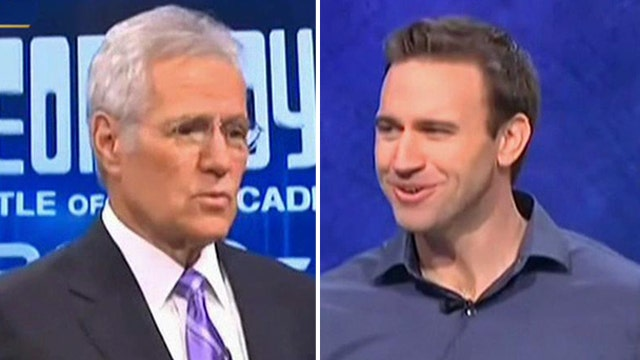 Most awkward contestant moment in 'Jeopardy!' history?
