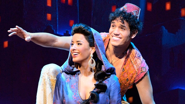 'Aladdin' musical under fire for lack of Arab performers