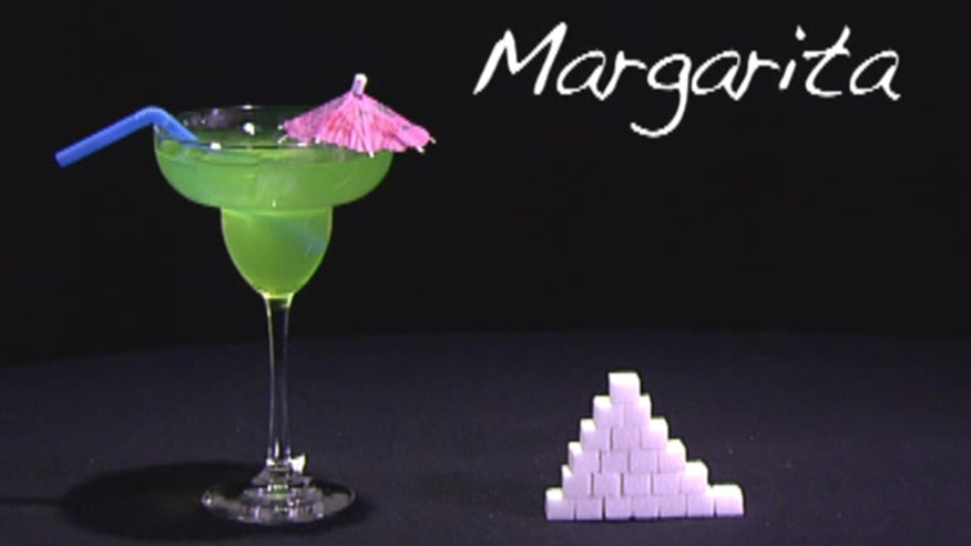 Ever wonder how much sugar is in your favorite cocktail?