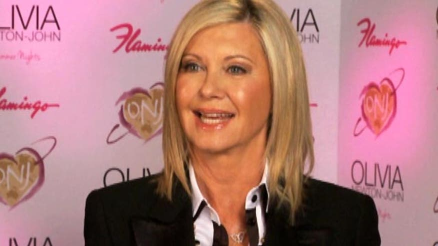 Matt Finn sits down with Olivia Newton John to chat about her new show in Las Vegas