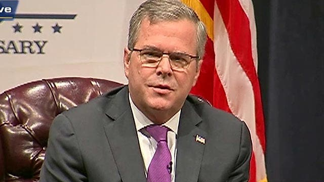 Exclusive: Jeb Bush weighs in on potential 2016 run